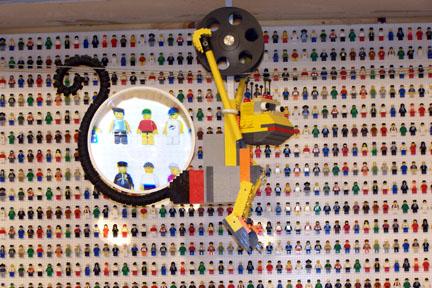 Lego Minifig Turns 30