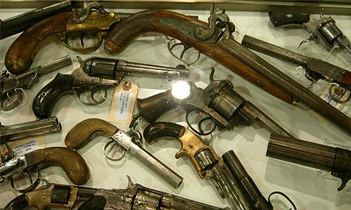 The Nation's Gun Show