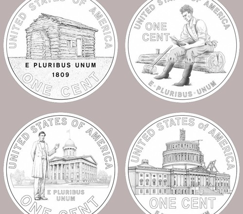 New Lincoln Penny Designs