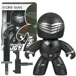 G.I. Joe Mighty Muggs Vinyl Figures Wave 2