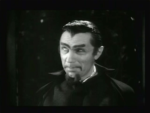 hollywood treasure - Bela Lugosi costume
