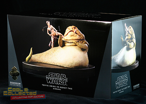 sideshow collectibles statue box