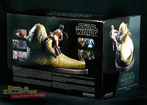 sideshow star wars statue