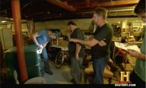 american pickers - what's in the box?