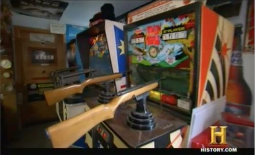 american pickers vintage arcade games