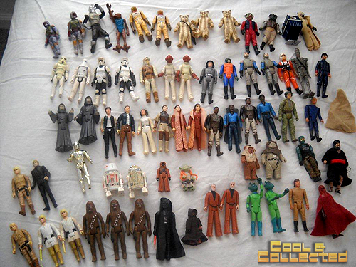 Kids Toys Action Figure: Starwars Toys For Sale