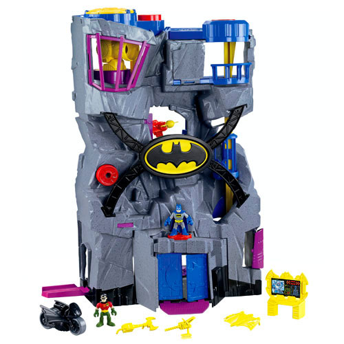 Fisher Price Batman Toys : Fisher price imaginext the most fun toys on shelves