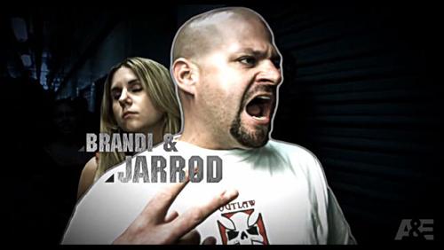 Storage Wars Jarrod and Brandi