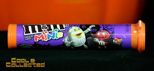 halloween M&M's minis