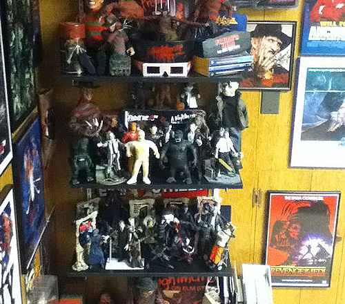 Collector Profile — Chris Tanski and his awesome movies & TV toy collection