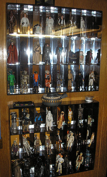 tanski vintage kenner star wars action figure collection