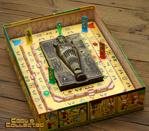 Countdown to Halloween — The Voice of the Mummy board game
