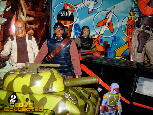 bat cave - vintage toy collection