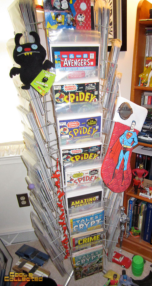 Comic Out Our Way Way to Display Your Comic