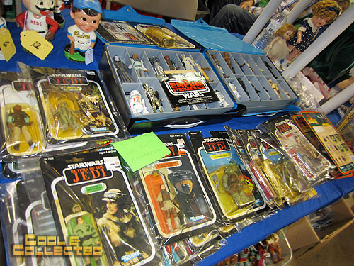2011 York Toy Extravaganza — Report from the Show