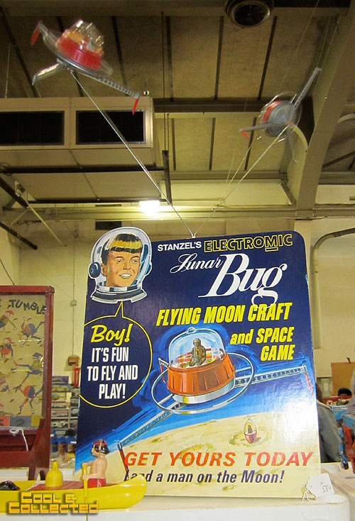 york toy extravaganza  2011 - Lunar bug toy display