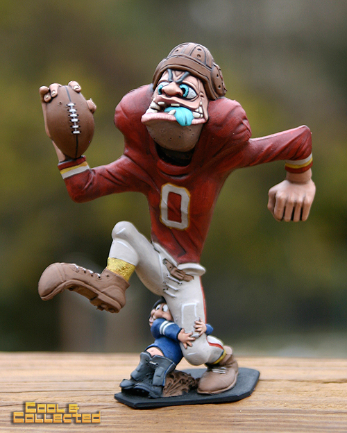 marx nutty mads end zone football player
