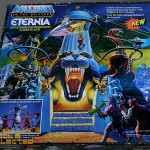 Masters of the Universe MOTU Eternia playset box