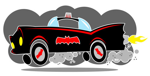 reis o'brien batmobile