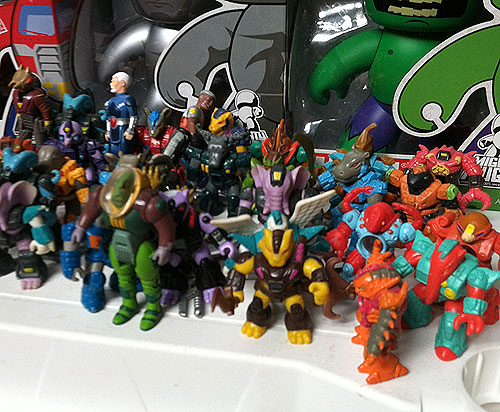 rochester toy show battle beasts