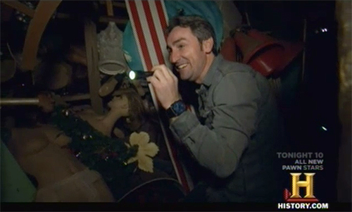 american pickers - Mike is on the hunt!