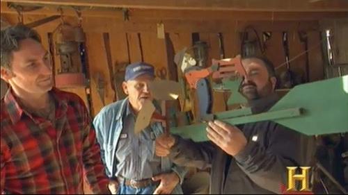 american pickers whirligig