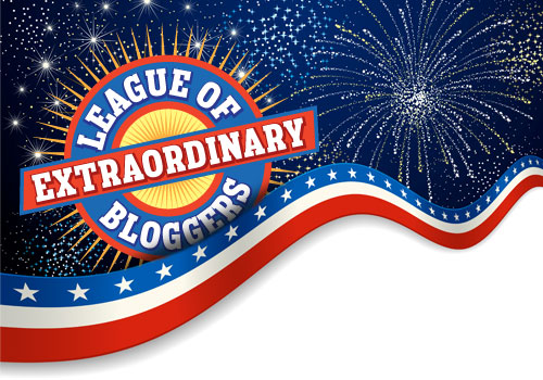 This week's assignment from the League: Patriotic Pop Culture