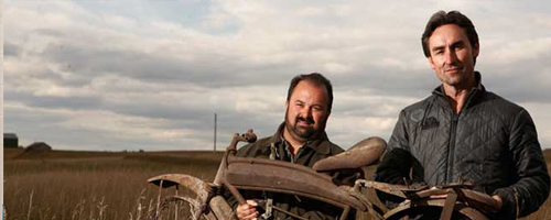 reality tv american pickers