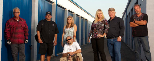 reality tv storage wars
