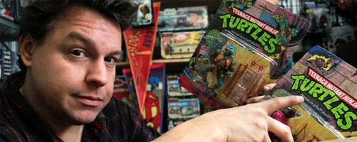reality tv toy hunters