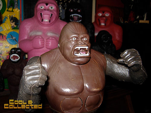 Big Flea Market Finds — Mego King Kong!