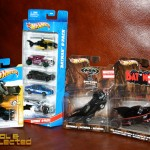hotwheels batman batmobiles collection