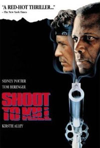 shoot to kill poster