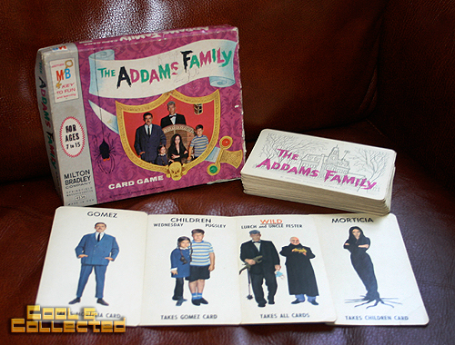 Addams family card game