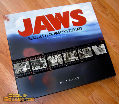 Book Report: JAWS — Memories from Martha's Vineyard