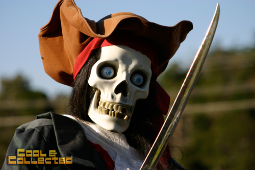 cox farms pirate skeleton
