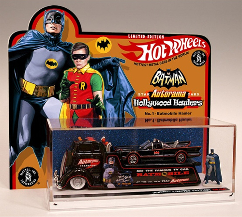 hot wheels batman autorama