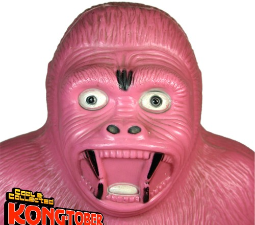 KONGTOBER 29 — 1960's King Kong Banks by AJ Renzi