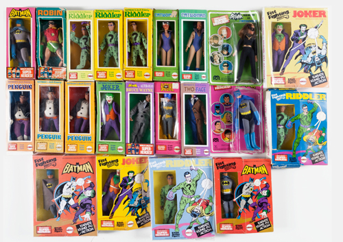 vintage mego collection