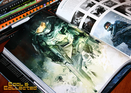 Awakening: The Art of Halo 4 -- book review