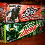 halo 4 mountain dew