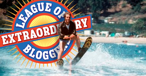 This week's assignment from the League: Jumping the Shark