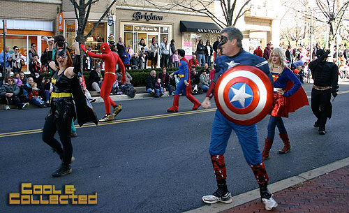Cosplay in the DC 'burbs? Yes!