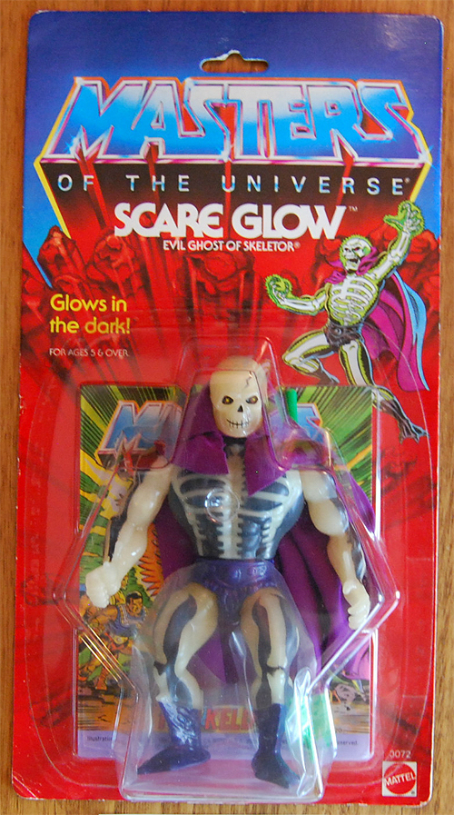 scareglow motu carded action figure