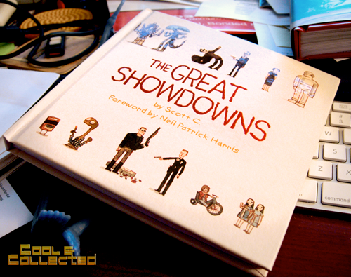 "Book Report — ""The Great Showdowns"" by Scott Campbell"