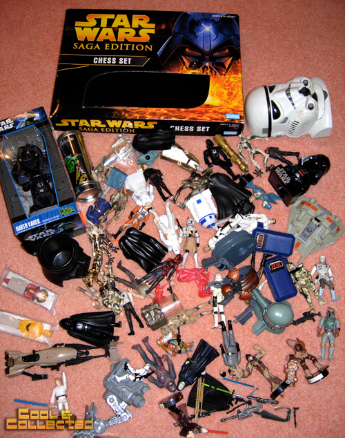 toy sale star wars