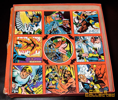 batman swoops down board game