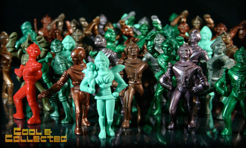 Invasion of the vintage Spacemen!