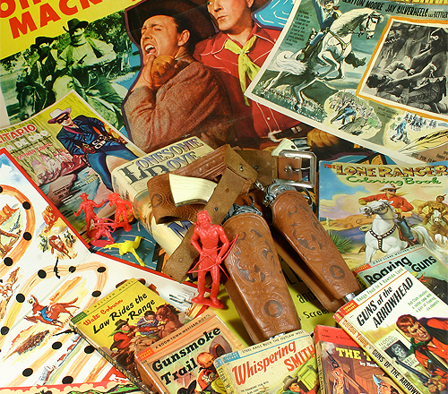 Vintage Pop Culture from the Old West