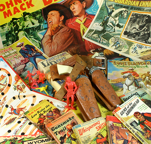 vintage cowboy collection